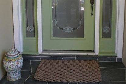Rockport Rope Mat Tan Brown insert