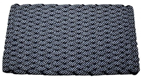 Rockport Rope Mat 50 50 Navy Gray Navy insert