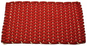 Rockport Rope Mat Red Tan insert