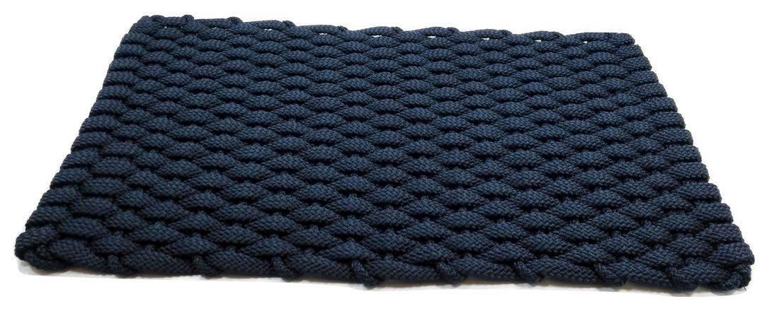 Rockport Rope Mat Navy