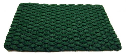 Rockport Rope Mat Green