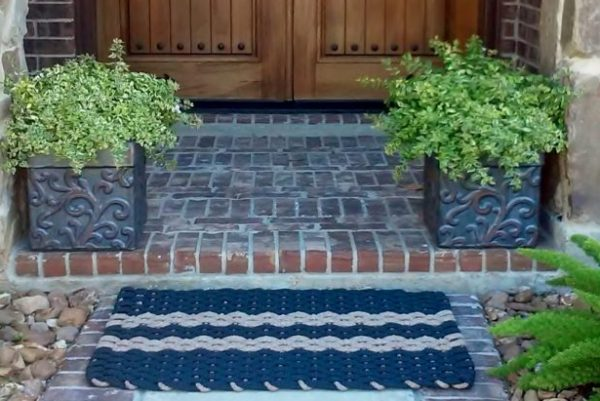 Rockport Rope Door Mat