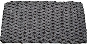 Rockport Rope Mat Gray 2 Brown Specs Brown Insert