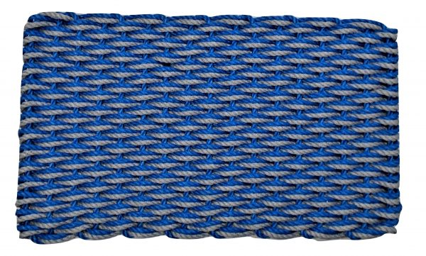 Lobster Pot Rope Doormat work great out in the weather