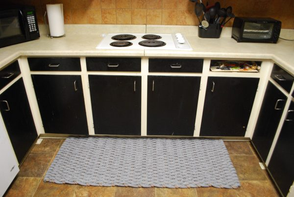 Rockport Rope kitchen comfort mat