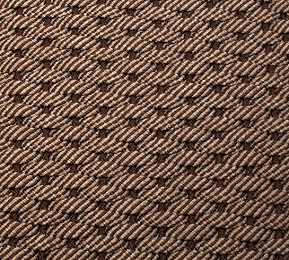#269 Rockport Rope Mat 50/50 Tan/Brown