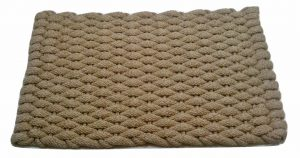 #601 Rockport Ultra Plush Pet Mat Tan